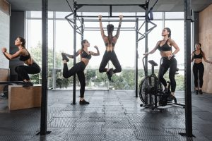 keeping your fitness regime balanced